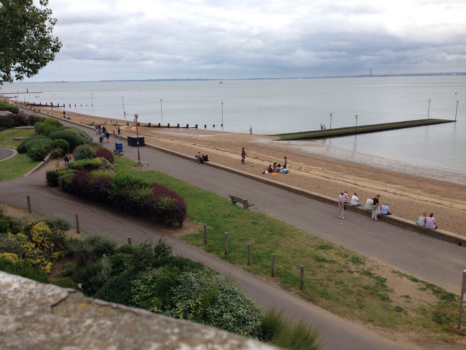 Image result for chalkwell beach