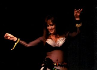 Nina Belly Dancing