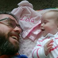 Graeme and Lola