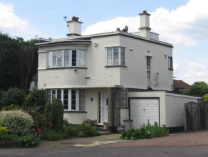 1930s house in Petts Wood - Photo © Ian Capper (cc-by-sa:2.0)