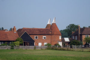 Oast House, Sevenoaks Weald - photo copyright Oast House Archive