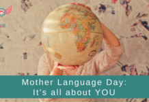 Mother Language Day_ It's all about YOU