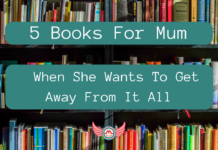 5 books for mum