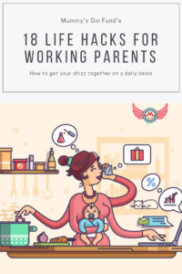 PIN - 18 Life Hacks For Working Parents
