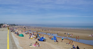 Dymchurch Beach