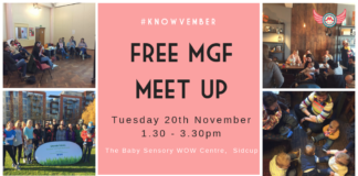 wow centre meet up