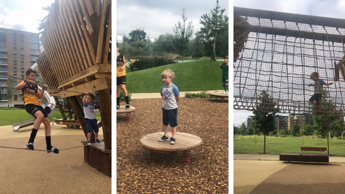 Kidbrooke Village Adventure Playground