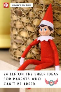24 elf on the shelf - Pinterest
