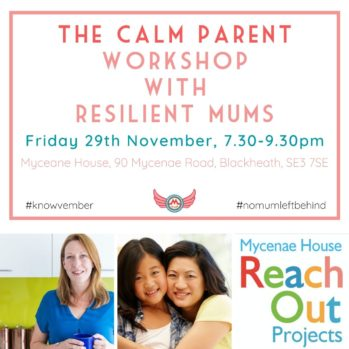 square calm parent workshop