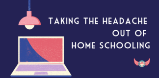 taking the headache out of home schooling